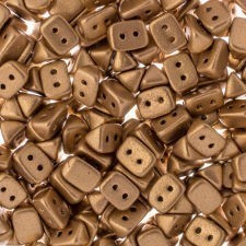 Trio 2-Hole Czech Bead