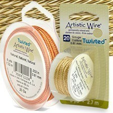 Twisted Artistic Wire