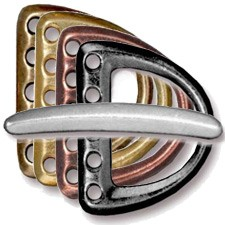 D Ring Clasps