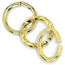 Open Jump Rings