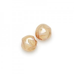 3mm Gold Pearl Baroque Czech Glass Pearls (600pc)