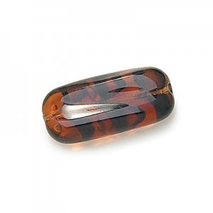 22x10mm Tortoise Shell Flat Rectangle Loose (150pc)