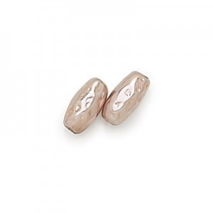 10x5mm Bronze Pearl Oval Baroque Pearls (300pc)