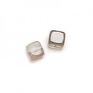 8x11mm Marea Cube Beads Loose (300pc)