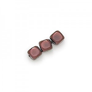 5mm Bronze Pearl Smooth Cube Pearls (600pc)