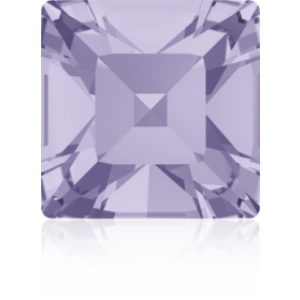 6mm Fancy Square Xilion Violet Foiled Art. 4428 Swarovski® Austrian Crystal Stones