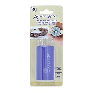 Artistic Wire® Knitter Tool 4 Prong