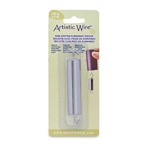 Artistic Wire® Knitter/Kumihimo Weight Large 100 Grams/3.4 Ounces