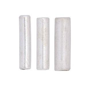 Artistic Wire® Lg Wire Crimp Tubes 10mm(.4in) Tr Sp for 12 14 16 Ga Wire Id 2.2 2.0 1.5mm (.086 .078 .059in) 7pc/Size 21pc