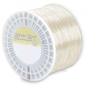 Artistic Wire® 20 Gauge Tinned Copper - Priced by The Pound (Apx 315 Feet)
