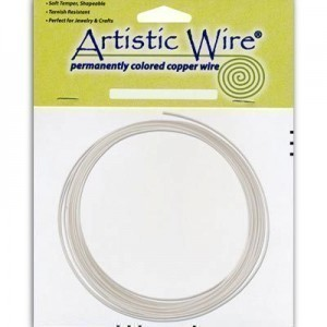Artistic Wire® 12 Gauge Tinned Copper 10ft