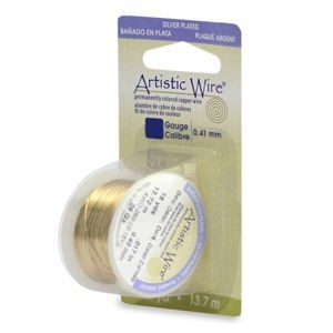 Artistic Wire® 24s Gauge Gold Color 10yd