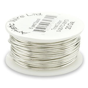 Artistic Wire® 20 Gauge Tinned Copper 1/4lb (Apx 26 Yards)