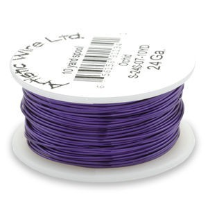 Artistic Wire® 18s Gauge Orchid 1/4lb (Apx 16 Yards)