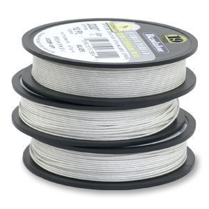 Beadalon® 19 Strand Wire .018 Inch Silver Plated 15ft