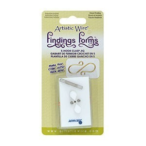 Beadalon® Finding s Forms S-Hook Jig 1pc
