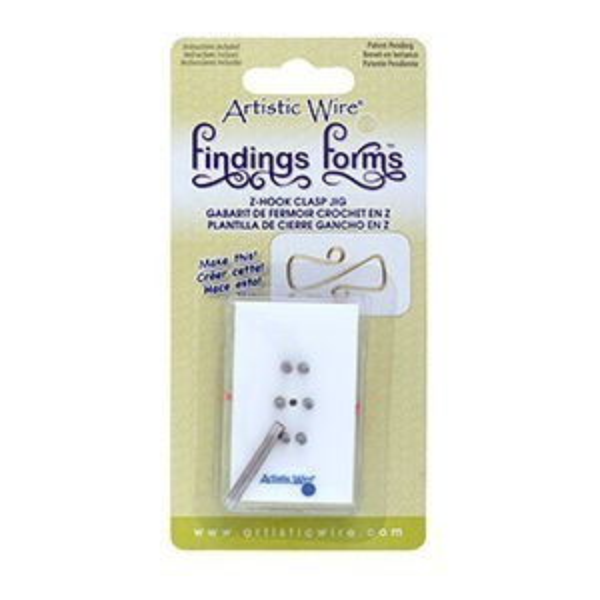 Beadalon® Finding s Forms Z-Hook Jig 1pc