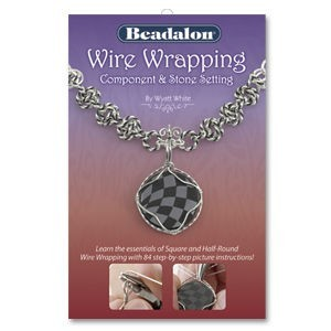 Beadalon® Wire Wrapping Comp & Stone Set