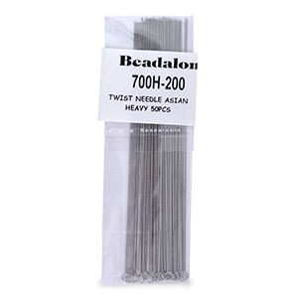 Beadalon® Twisted Needle Heavy 25needles