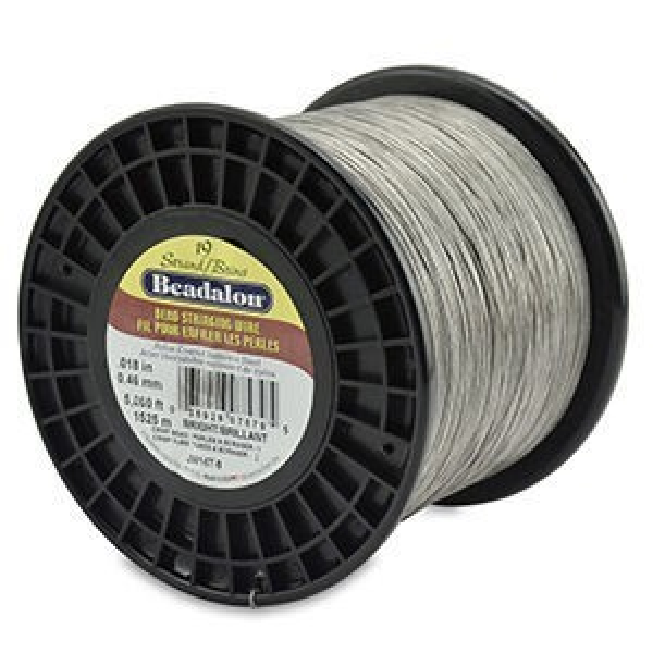 Beadalon® 19 Strand Wire .018 Inch Bright 5000ft