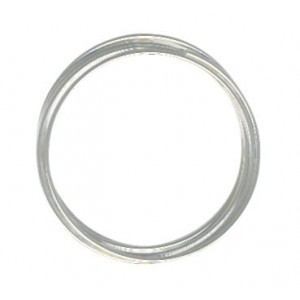 Beadalon® Memory Wire Ring Bright 1oz