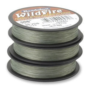 Beadalon® Wildfire .008 Inch Green 50yd