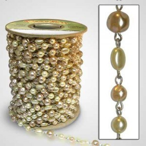 Beadlinx™ Beaded Chain Pearl Promises on Silver Plate