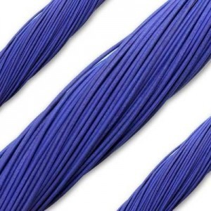 1.3mm Periwinkle German Leather 1 Meter (39 Inches) Length