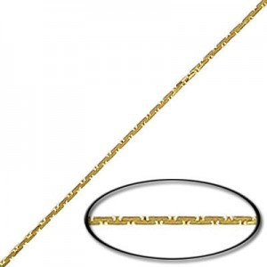 1mm Brass Beading Chain Gold Finish - 4 Cuts of 5mtr=20mtr(65ft) Spool