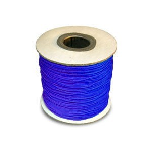 Chinese Knotting Cord 0.8mm Neon Acai 100m(328ft) Spool