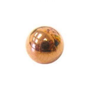 5mm Catho-Sphere Copper