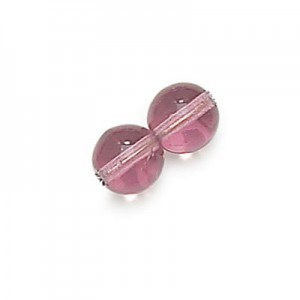 3mm Amethyst Smooth Round Druk Loose (600pc)