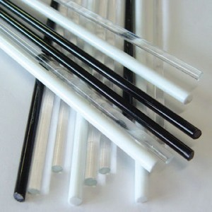 Set of 15 Basic Glass Rods (Retail $27.95)