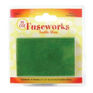 Transp Green Coe90 4pc 2x3 Inch (Retail $4.99)