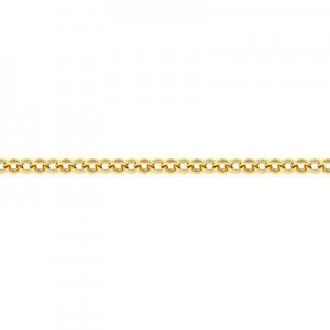 Double Cable Chain (1.6mm Links) 14k Gold Filled