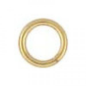 5.5mm 19g(0.89mm) Open Jump Ring 14k Gold Filled 50pcs