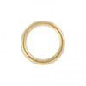 5mm 22g(0.64mm) Closed Jump Ring 14k Gold Filled 50pcs
