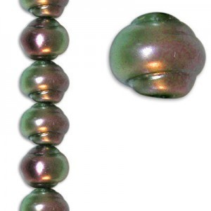 Czech Glass Beads - 7 Inch Strand