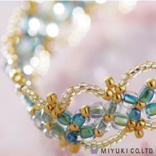 Miyuki® Fleurir Bracelet Kit