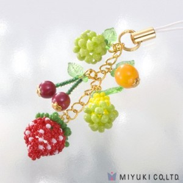 Miyuki® Fruits Garden Strap Kit (BFK-26/R)