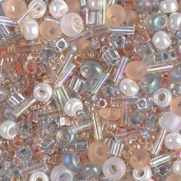 Multi Mix - Moonstone 250 Grams Miyuki® Beads