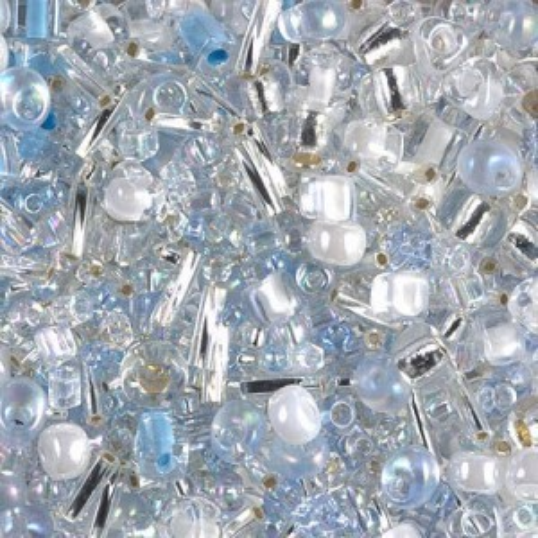 Multi Mix - Frost Flower 250 Grams Miyuki® Beads
