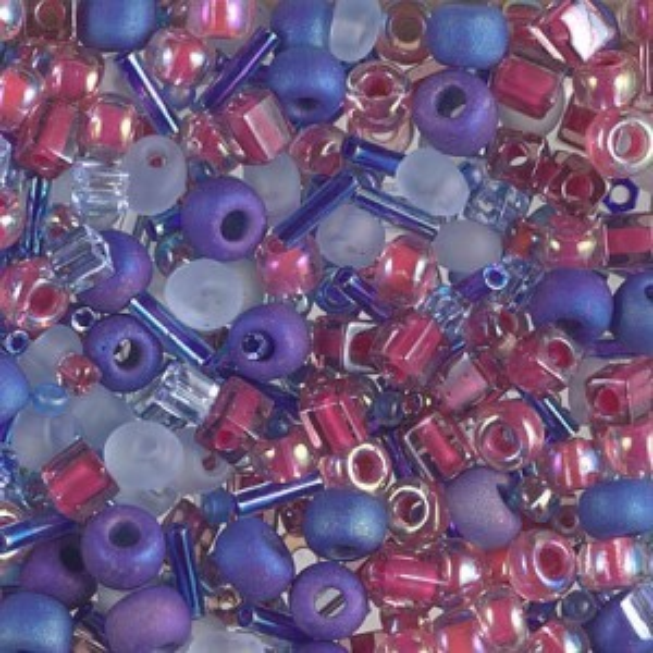 Multi Mix - Berries 250 Grams Miyuki® Beads