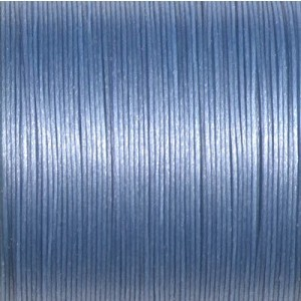 Lt Blue Miyuki® Nylon Beading Thread B (50m) - 12 Bobbins