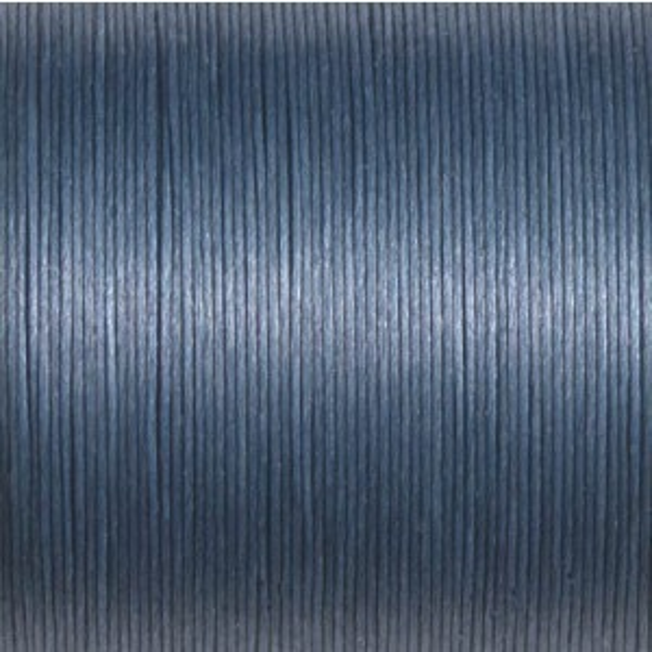 Dk. Blue Miyuki® Nylon Beading Thread B (50m) - 12 Bobbins