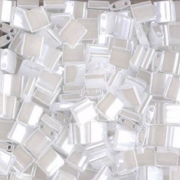 Crystal Ceylon Miyuki® Tila 100 grams (Apx 1180 Pcs)