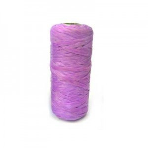 Purple Artificial Sinew Waxed Polyester Cord 1oz Spool (Approx. 34 Yd)