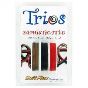 Trios .019 Dia. 30ft. 49 Strand (3x10ft) Sophisticated