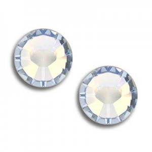 6ss Xilion Flatback Crystal AB Foiled Art. 2058 Swarovski® Austrian Crystal Stones