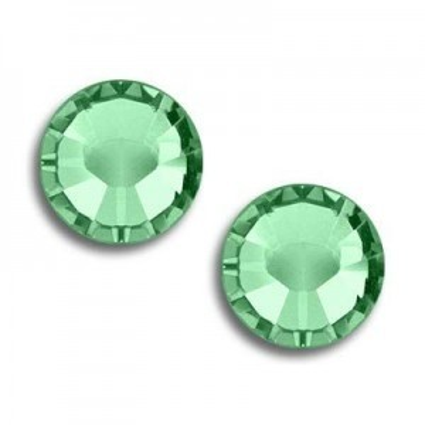 7ss Xilion Flatback Erinite Foiled Art. 2058 Swarovski® Austrian Crystal Stones